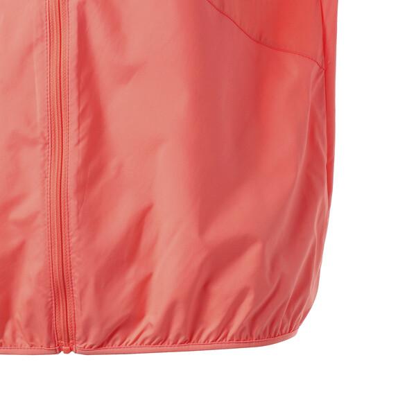 イグナイト フーデッド ウィメンズ ウインド ジャケット, Bright Peach, large-JPN