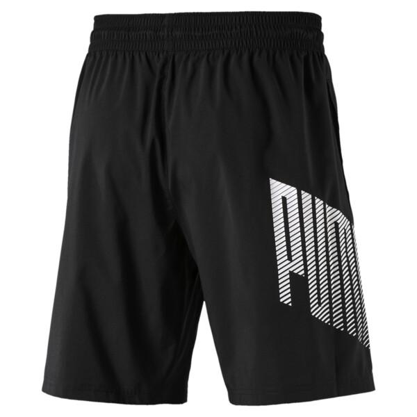 A.C.E. ウーブンショーツ 9インチ, Puma Black, large-JPN