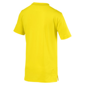 Thumbnail 4 of コーション SS グラフィック Tシャツ 半袖, Blazing Yellow, medium-JPN