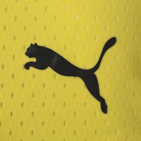 Thumbnail 6 of コーション SS グラフィック Tシャツ 半袖, Blazing Yellow, medium-JPN