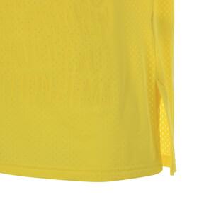 Thumbnail 8 of コーション SS グラフィック Tシャツ 半袖, Blazing Yellow, medium-JPN