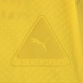 Thumbnail 10 of コーション SS グラフィック Tシャツ 半袖, Blazing Yellow, medium-JPN