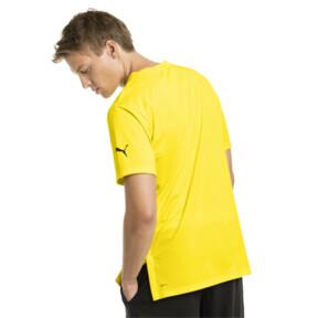 Thumbnail 3 of コーション SS グラフィック Tシャツ 半袖, Blazing Yellow, medium-JPN