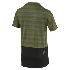 Thumbnail 2 of PUMA PACE ブリーズSS Tシャツ 半袖, Olivine-Puma Black, medium-JPN