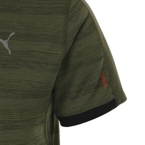 Thumbnail 5 of PUMA PACE ブリーズSS Tシャツ 半袖, Olivine-Puma Black, medium-JPN