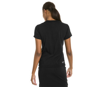Thumbnail 3 of PUMA x SELENA GOMEZ Fitted Women's Training Tee, Puma Black, medium