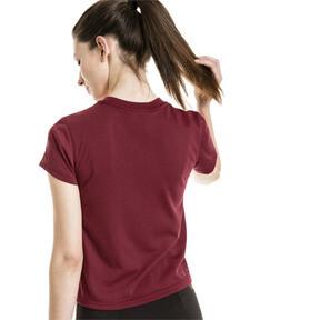 Thumbnail 3 of T-Shirt de forme étroite PUMA x SELENA GOMEZ pour femme, Cordovan, medium