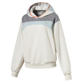 Thumbnail 1 of Sweet Women's Hoodie, Whisper White-MGH, medium