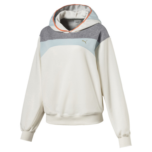 Sweet Women's Hoodie, Whisper White-MGH, large