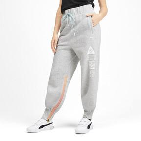 Miniatura 1 de Pantalones deportivos SG x PUMA, Light Gray Heather, mediano