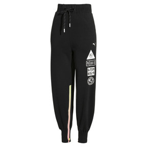 Thumbnail 4 of PUMA x SELENA GOMEZ Women's Sweatpants, Puma Black, medium