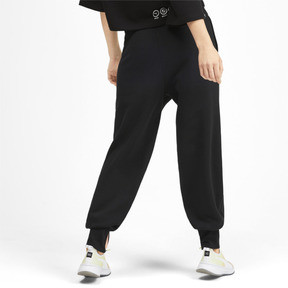 Thumbnail 2 of PUMA x SELENA GOMEZ Women's Sweatpants, Puma Black, medium
