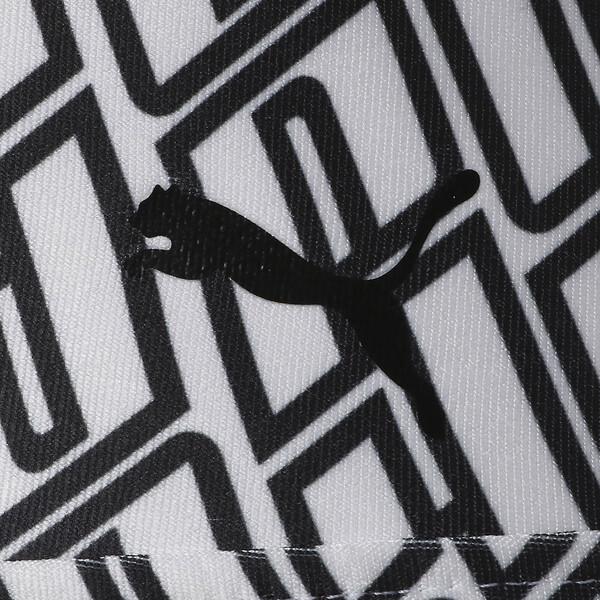 ボールド グラフィック ウィメンズ フルタイツ, Puma White-Puma Black, large-JPN