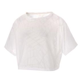 Thumbnail 1 of ショーオフ ウィメンズ SS Tシャツ 半袖, puma white, medium-JPN