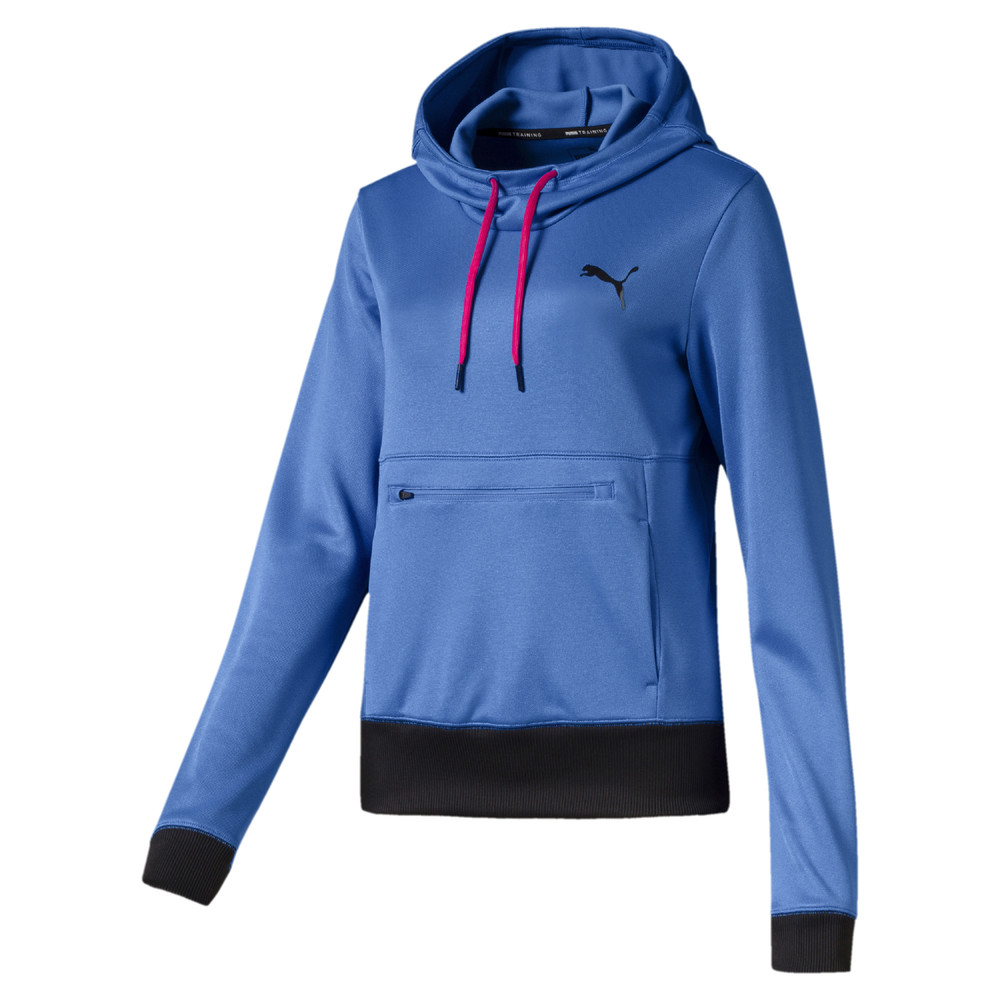 Image PUMA SHIFT Women's Training Hoodie #1