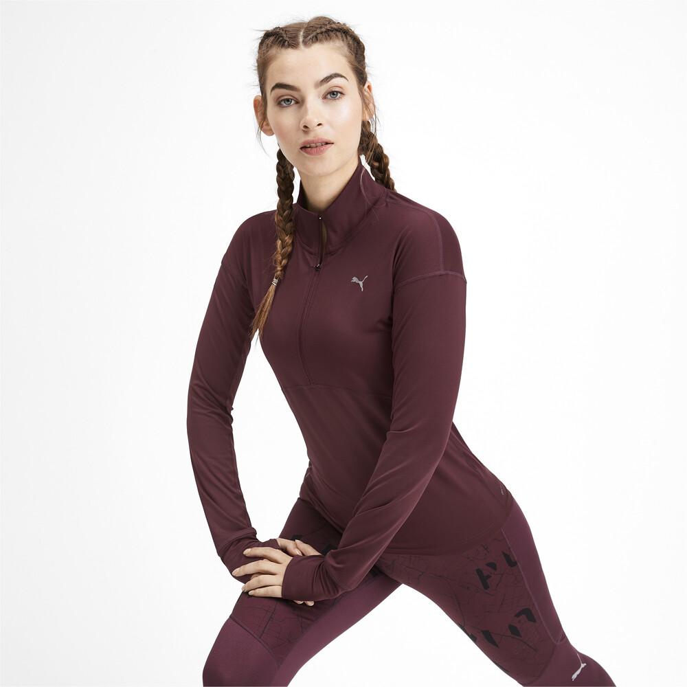Görüntü Puma IGNITE Uzun Kollu Kadın Koşu Sweatshirt #1