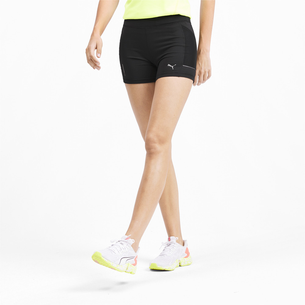 Image Puma IGNITE Tight Women's Running Shorts #1