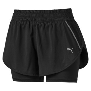 Image Puma Last Lap Woven 2 in 1 Women's Running Shorts