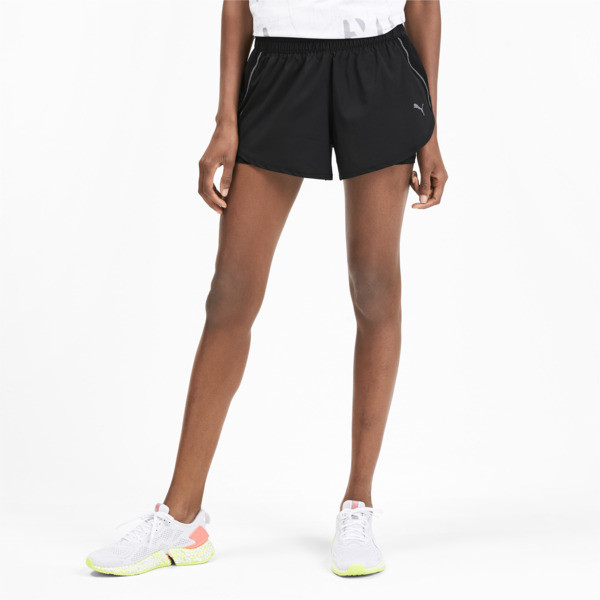 b50b1bff Last Lap Woven 2 in 1 Women's Running Shorts