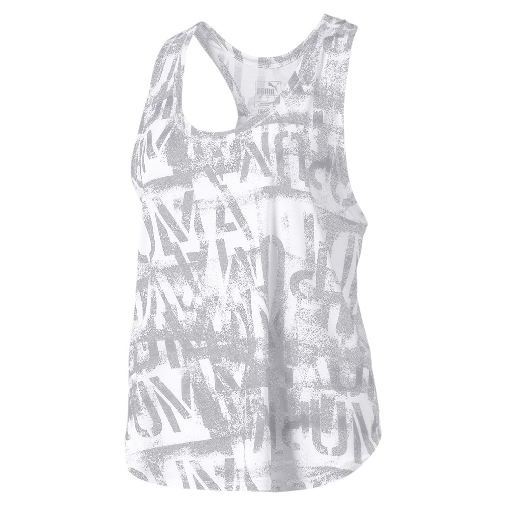 Image Puma Studio Graphic Training Women's Tank Top #1