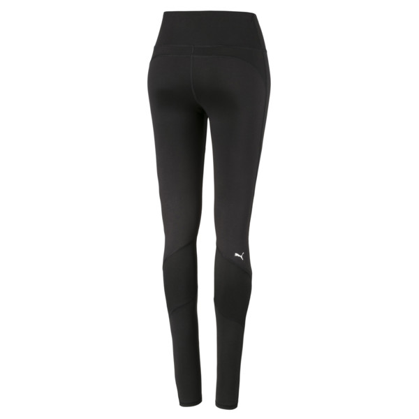 Studio Yogini Lux Women's Tights, Puma Black, large