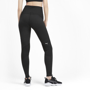 Thumbnail 2 of Studio Yogini Lux Women's Tights, Puma Black, medium