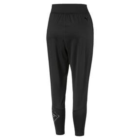 Thumbnail 5 of Studio Damen Gestrickte 7/8 Sweatpants, Puma Black, medium