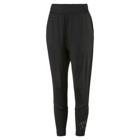 Thumbnail 4 of Studio 7/8 Knitted Women's Sweatpants, Puma Black, medium