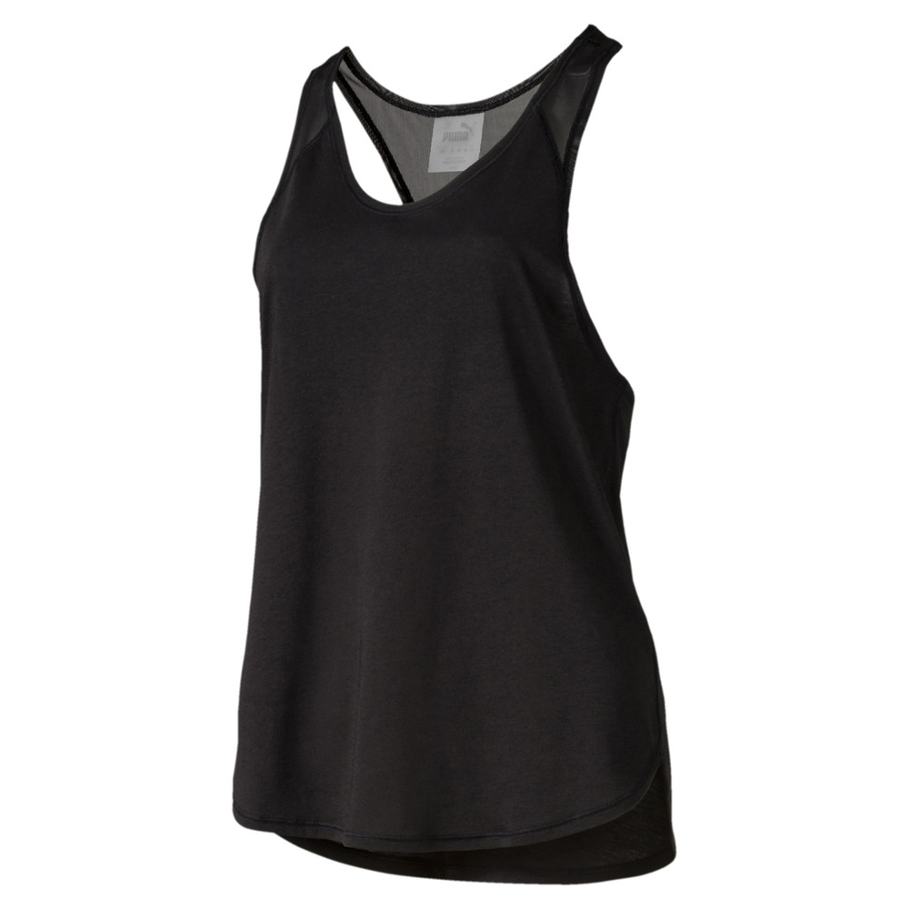 Image Puma Training Women's Explosive Ribbed Tank Top #1