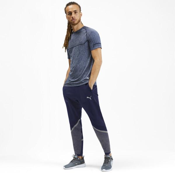 Pantalones Reactive evoKNIT para hombre, Peacoat-CASTLEROCK, grande