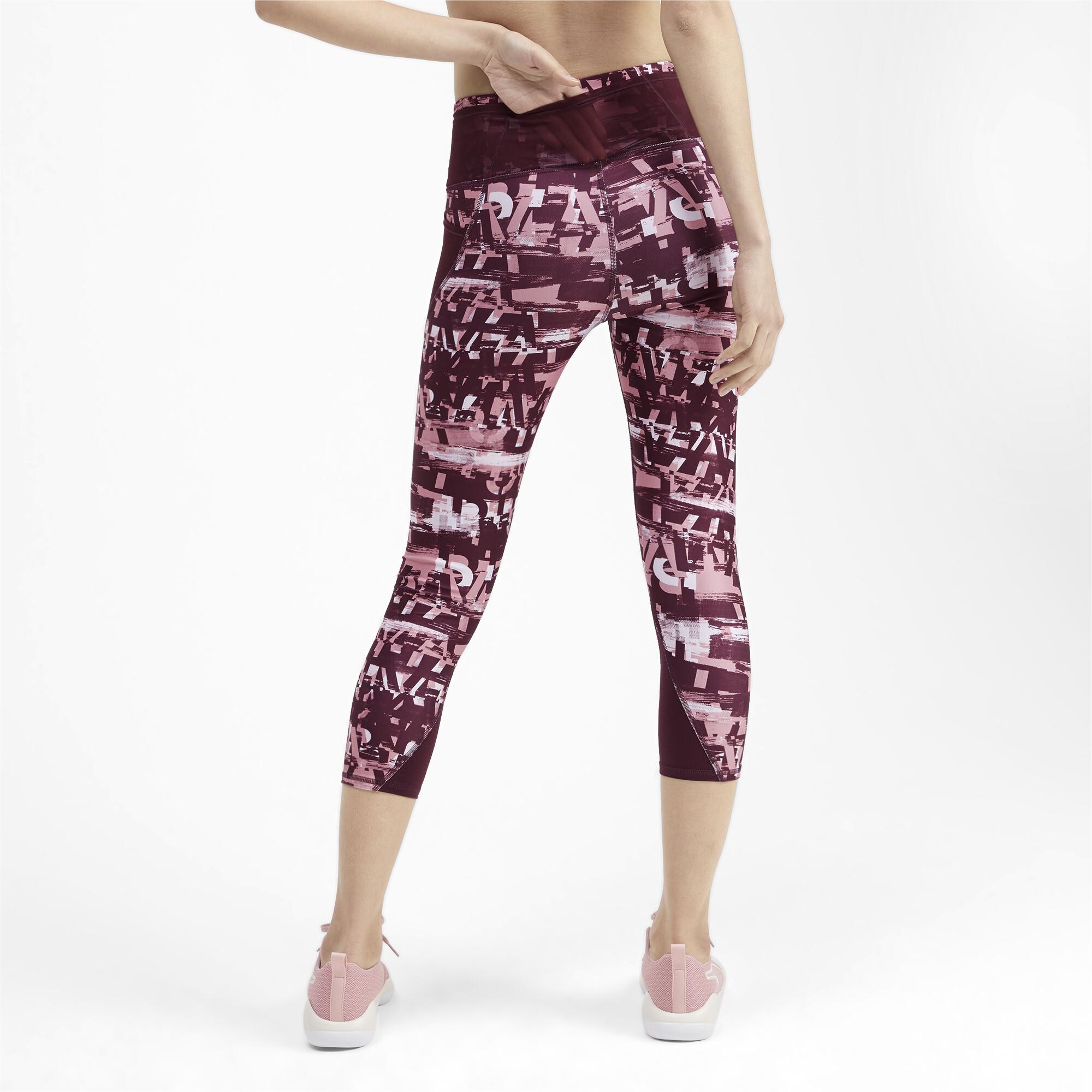 PUMA-Be-Bold-AOP-Women-039-s-3-4-Leggings-Girls-Training thumbnail 10