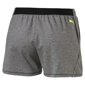 Miniatura 5 de Shorts HIT Feel It para mujer, Medium Gray Heather, mediano