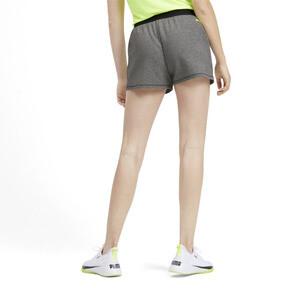Miniatura 3 de Shorts HIT Feel It para mujer, Medium Gray Heather, mediano