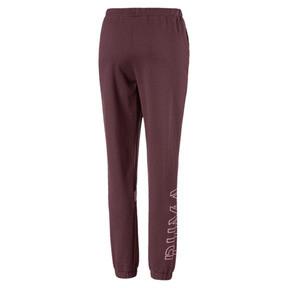 Miniatura 5 de Pantalones deportivos HIT Feel It para mujer, Vineyard Wine Heather, mediano
