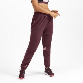 Miniatura 1 de Pantalones deportivos HIT Feel It para mujer, Vineyard Wine Heather, mediano