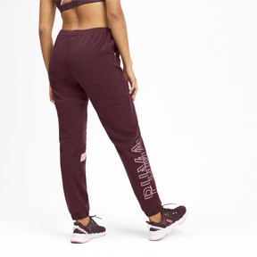 Miniatura 2 de Pantalones deportivos HIT Feel It para mujer, Vineyard Wine Heather, mediano