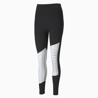 Image PUMA Logo 7/8 Graphic Women's Training Leggings