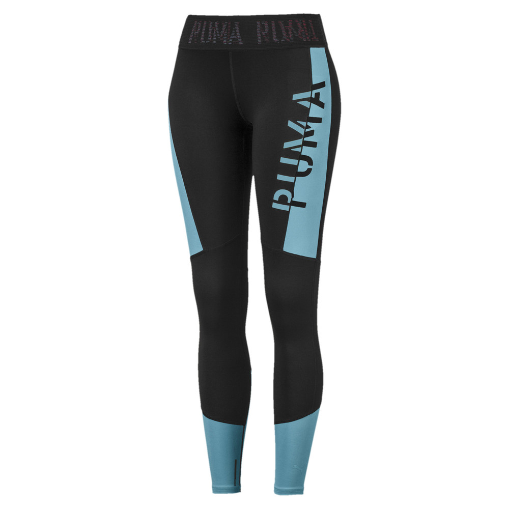 Image PUMA Logo 7/8 Women's Training Leggings #1