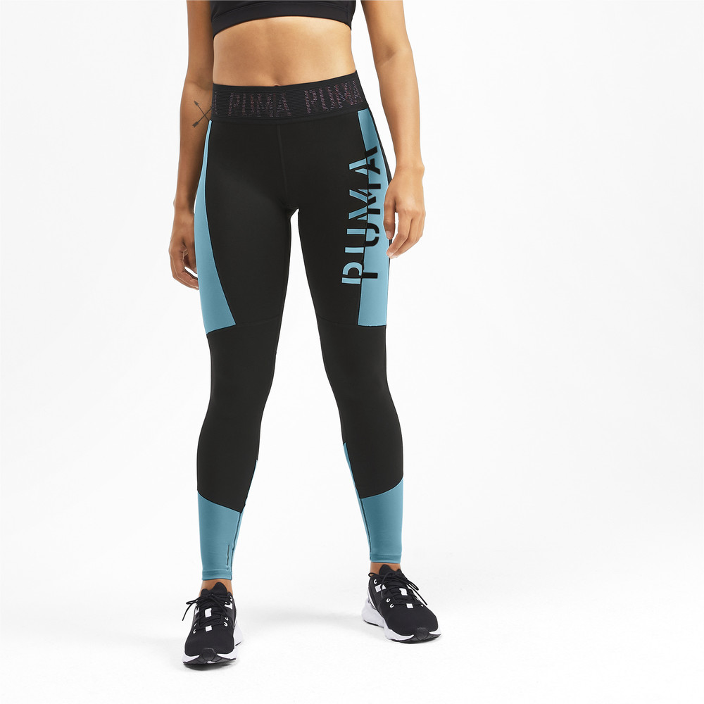 Image PUMA Logo 7/8 Women's Training Leggings #2