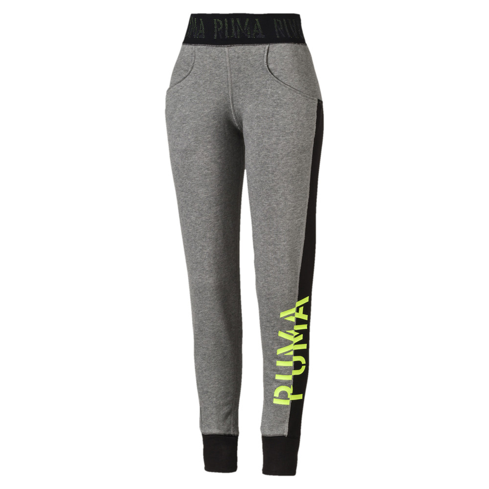 Image PUMA Logo Women's Sweatpants #1