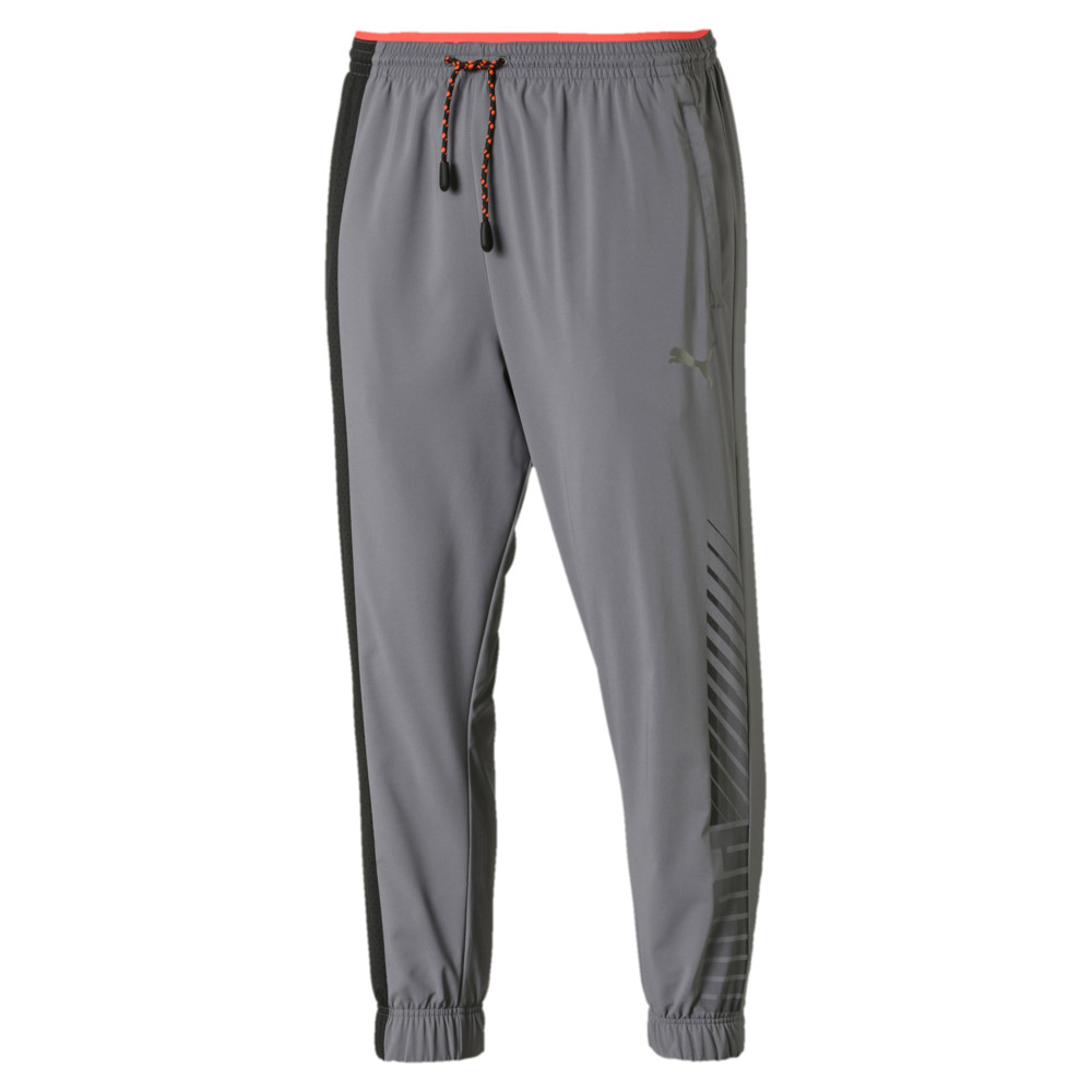 Image Puma Collective Woven Men's Training Pants #1