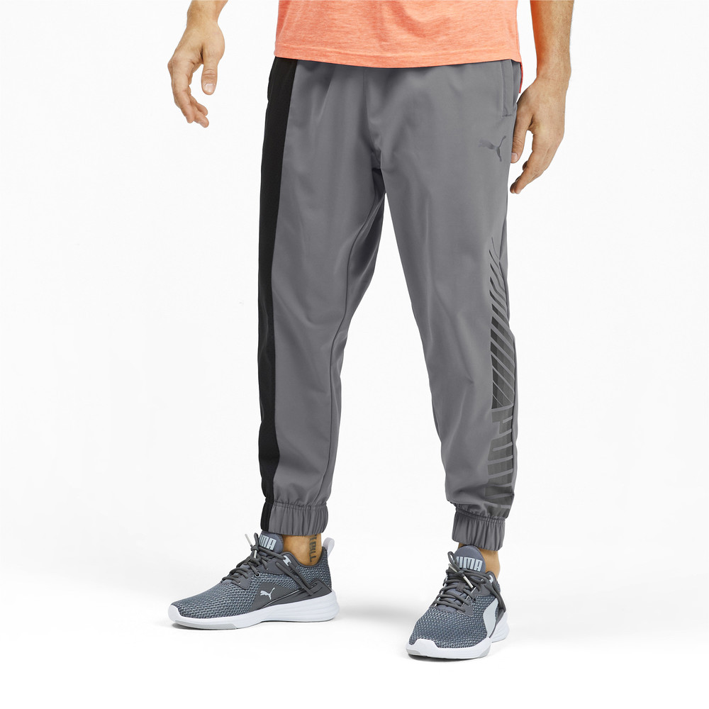 Image Puma Collective Woven Men's Training Pants #2