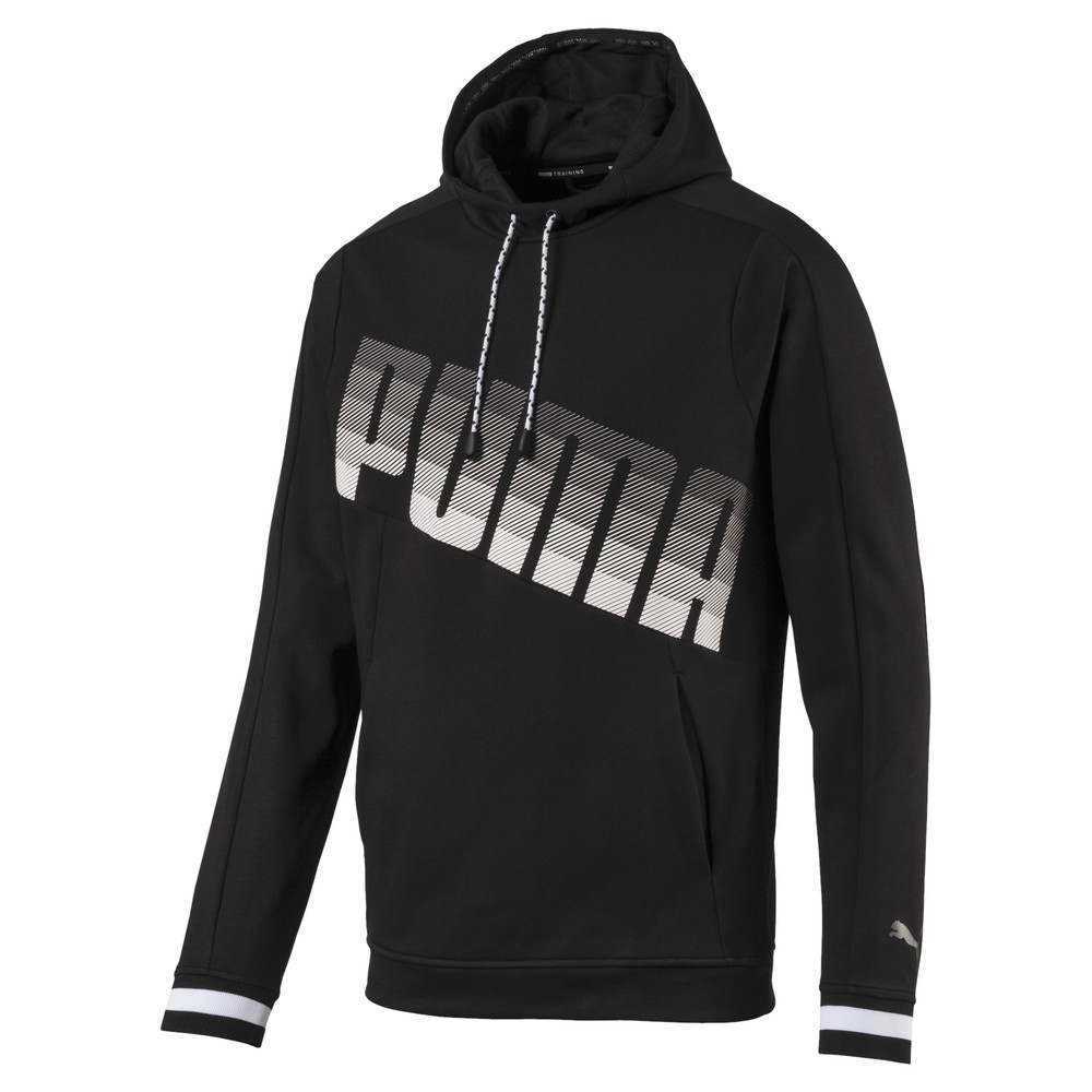 Image PUMA Collective Knitted Men's Hoodie #1