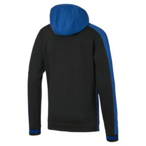 Miniatura 5 de Sudadera con capucha Collective para hombre, Galaxy Blue-Puma Black, mediano