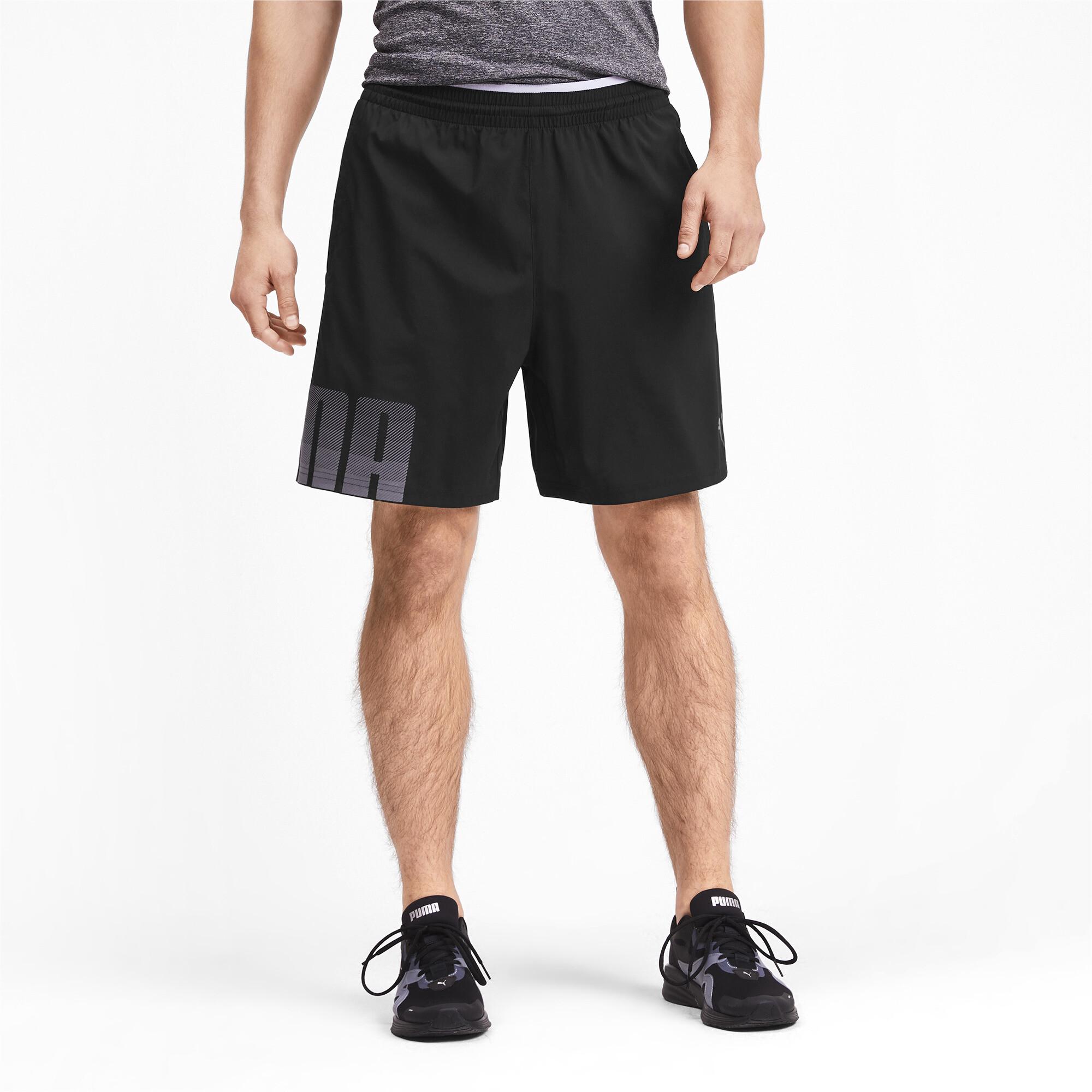 PUMA Collective Herren Training Gewebte Shorts Männer Webshorts Training Neu