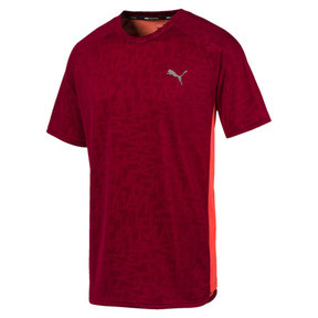 Thumbnail 4 van Power Vent T-shirt voor mannen, Rhubarb, medium