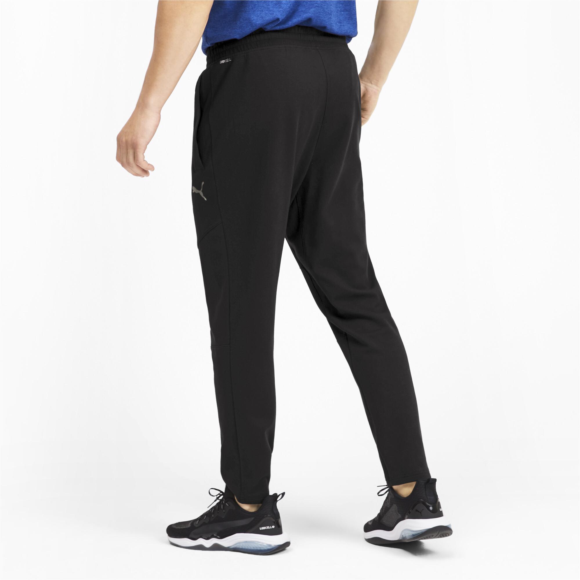 PUMA-Reactive-Trackster-Men-039-s-Training-Pants-Men-Knitted-Pants-Training thumbnail 5