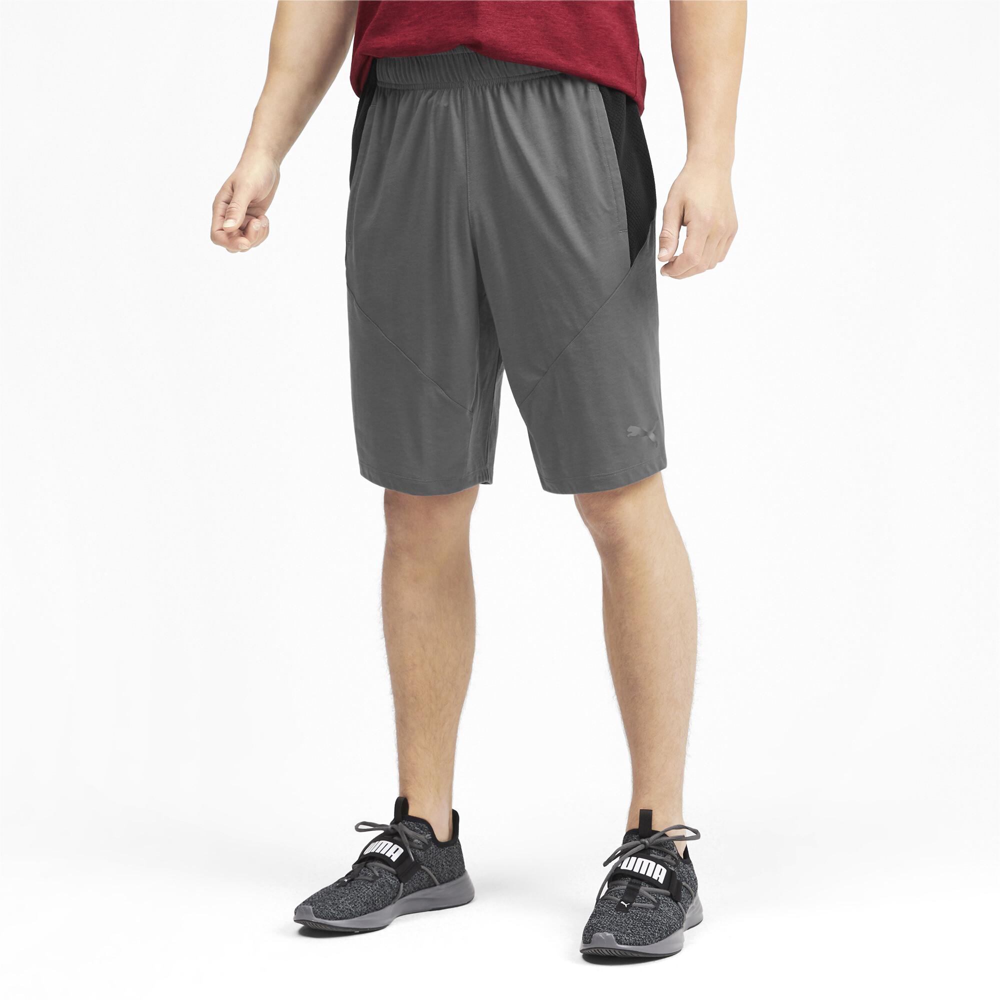 PUMA-Reactive-Drirelease-Men-039-s-Shorts-Men-Knitted-Shorts-Training thumbnail 4