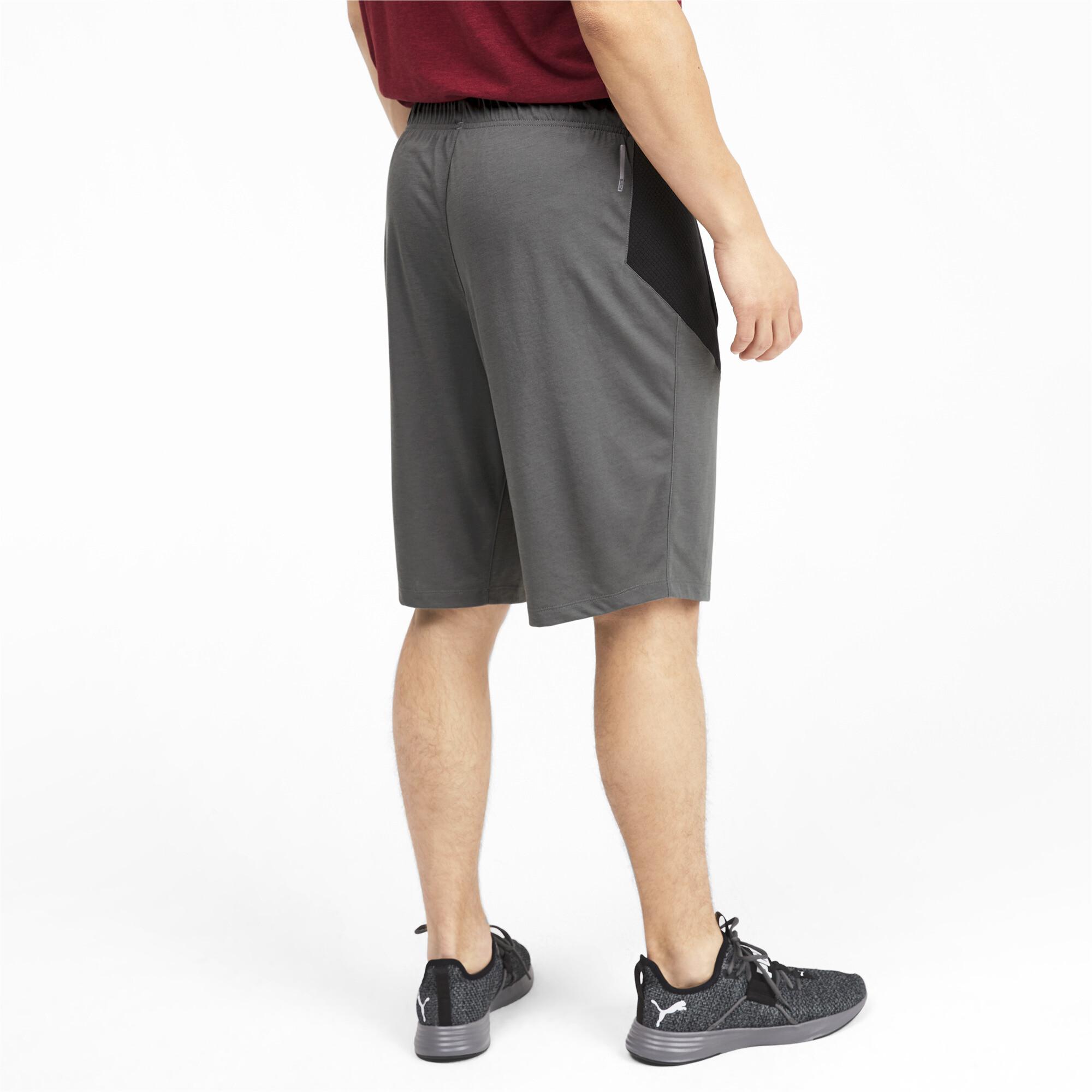 PUMA-Reactive-Drirelease-Men-039-s-Shorts-Men-Knitted-Shorts-Training thumbnail 5