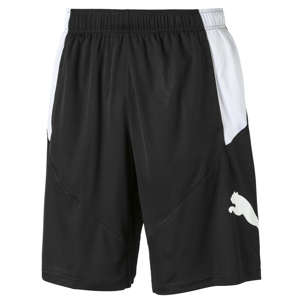 Image Puma Cat Men's Training Shorts #1